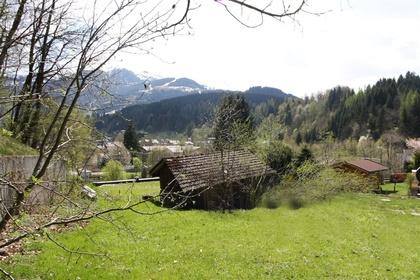 Sonniges Baugrundstück in Kitzbühel