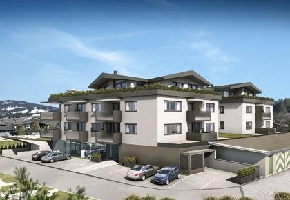Erstbezug- hochwertiges Apartment in Kirchberg mit Skipistenanbindung
