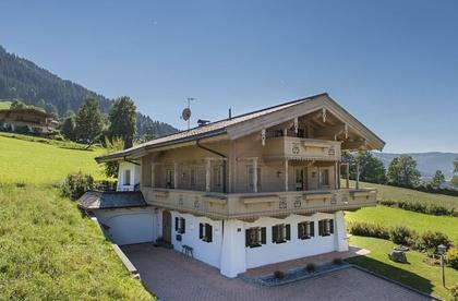 Häuser in 6364 Brixen im Thale