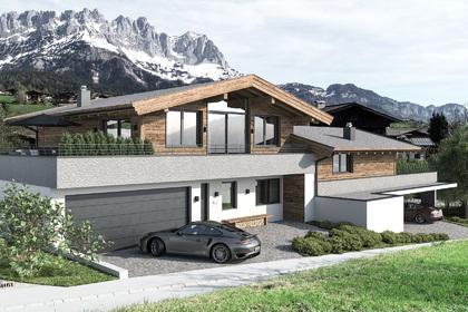 Häuser in 6353 Going am Wilden Kaiser