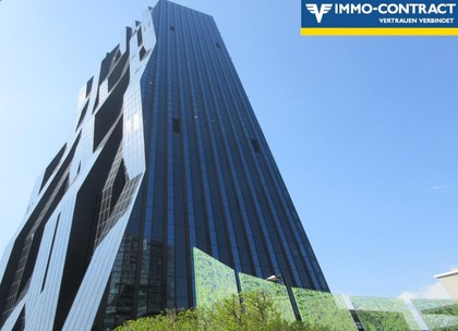 EXKLUSIVE BÜROS AB 12M2 IM DC TOWER - ALL INCLUSIVE