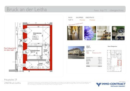 Wohnungen in 2460 Bruck an der Leitha