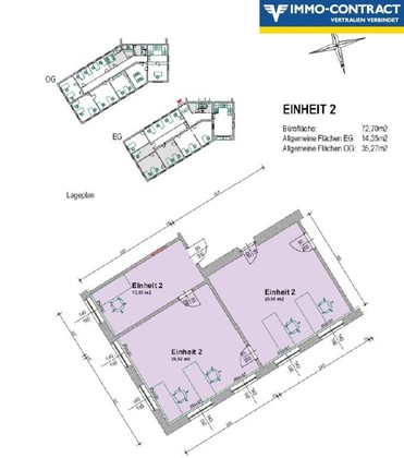 Büros /Praxen in 3150 Wilhelmsburg