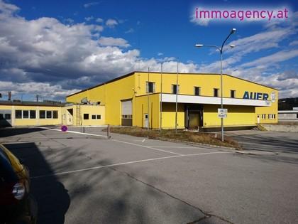 Hallen / Lager / Produktion in 2104 Spillern