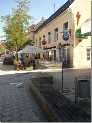 Vermiete Geschäftslokal im Zentrum von Gleisdorf