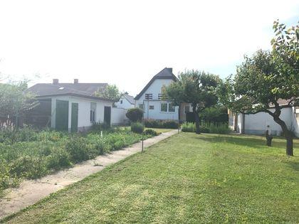 Gepflegtes Einfamilienhaus mit wunderschönem Garten in ruhiger Lage - Nähe Eisenstadt