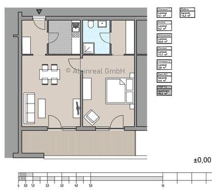 Wohnungen in 6335 Thiersee