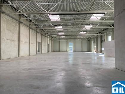 Hallen / Lager / Produktion in 2201 Gerasdorf bei Wien
