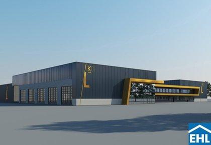 Hallen / Lager / Produktion in 2100 Korneuburg