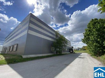 Hallen / Lager / Produktion in 2120 Wolkersdorf im Weinviertel