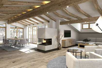 Traumhaftes Penthouse im Zentrum von  Kitzbühel