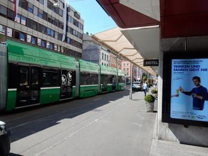 Gastgewerbe in 4058 Basel