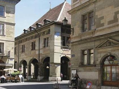 Gastgewerbe in 1204 Genf