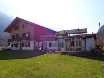 Häuser in 3752 Wimmis