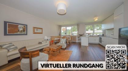 gemütliche, renovierte Wohnung mit Kaiserblick
