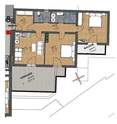 MAURACH a. Achensee - Neubau/Erstbezug! Schöne 3 Zimmerwohnung mit Terrasse/Balkon und Seeblick