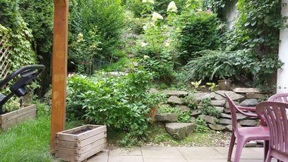 4 Zimmer Terrassenwohnung mit Garten