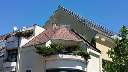 Urban Living - Dachterrassenwohnung Nähe Benediktinermarkt Klagenfurt