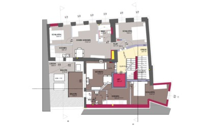 2 Zimmer Wohnung- Erstbezug