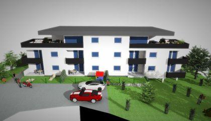 Eigentumswohnung Penthouse exklusive Neubau