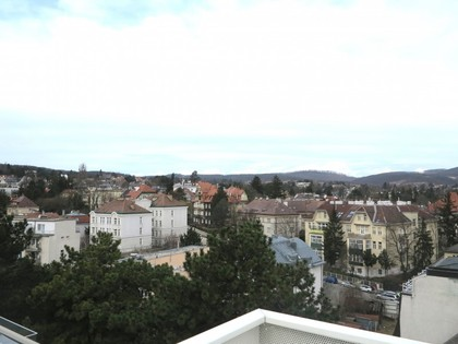 Luxus-Penthouse mit Panoramablick