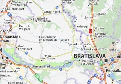 Häuser in 2291 Lassee
