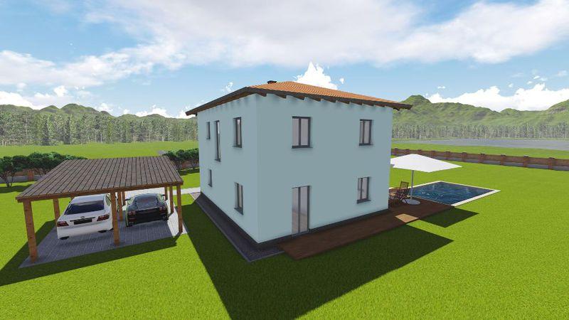 6 zimmer einfamilienhaus 136qm zum kauf in wels. Black Bedroom Furniture Sets. Home Design Ideas