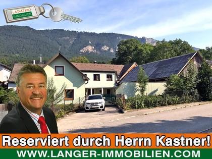 Häuser in 2733 Grünbach am Schneeberg