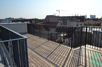 Stuwerviertel - Dachterrasse - Balkon - Elegant-Exklusive Ausstattung