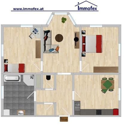 Wohnungen in 6323 Bad Häring
