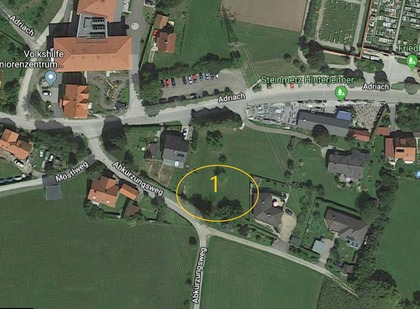 Grundstücke in 8130 Adriach