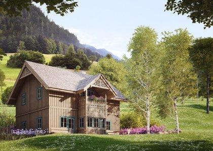 Häuser in 8993 Grundlsee