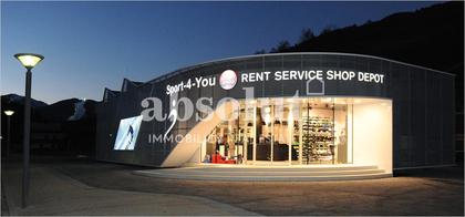 Einzelhandel / Geschäfte in 5753 Saalbach
