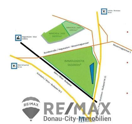 Grundstücke in 9222 Hegyeshalom
