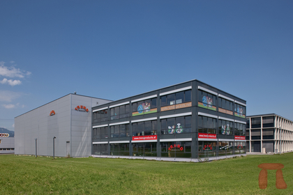 Hallen / Lager / Produktion in 6832 Röthis
