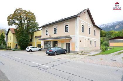 Häuser in 2732 Höflein an der Hohen Wand