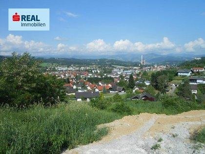 Grundstücke in 8570 Voitsberg