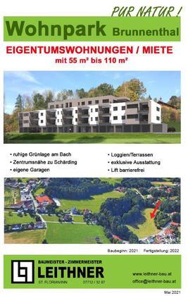 Wohnungen in 4786 Brunnenthal