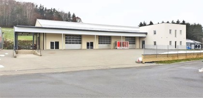 Hallen / Lager / Produktion in 8081 Heiligenkreuz am Waasen