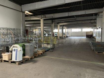Hallen / Lager / Produktion in 2201 Seyring