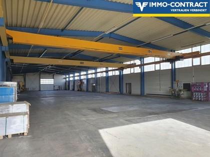 Hallen / Lager / Produktion in 4300 Sankt Valentin