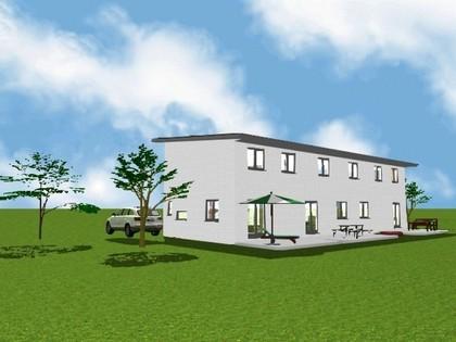 Häuser in 2014 Breitenwaida