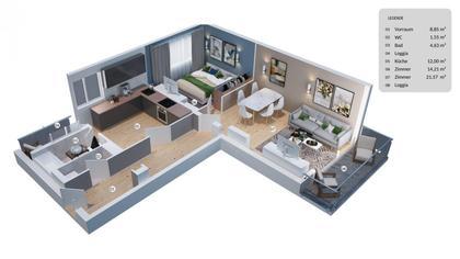 Wohnungen in 8130 Frohnleiten