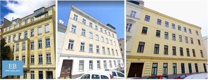 Anlageobjekte in 1150 Wien
