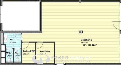 Büros /Praxen in 5710 Kaprun
