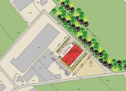Hallen / Lager / Produktion in 4407 Dietach
