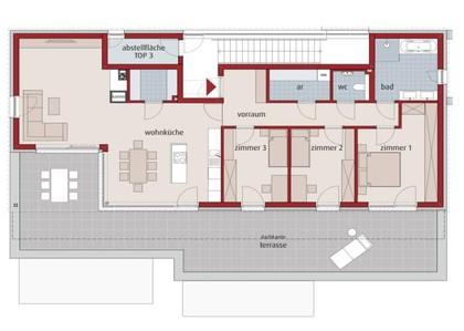 Wohnungen in 8401 Kalsdorf bei Graz