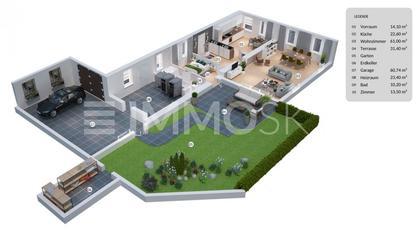 Häuser in 3763 Wenjapons