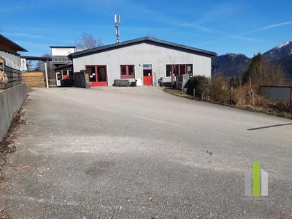 Hallen / Lager / Produktion in 4866 Unterach am Attersee
