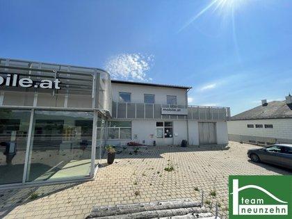 Hallen / Lager / Produktion in 7331 Weppersdorf